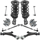 1ASFK05713-2010-16 Chevy Equinox GMC Terrain Steering & Suspension Kit