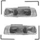 1ALHP01306-Chevy Headlight Pair