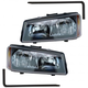 1ALHP01305-Chevy Headlight Pair