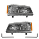 1ALHP01304-Chevy Headlight Pair