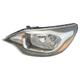 1ALHL02603-2012-17 Kia Rio Headlight