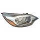 1ALHL02604-2012-17 Kia Rio Headlight