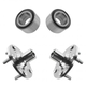 1ASHS01257-Mazda Protege Protege5 Wheel Bearing & Hub Kit