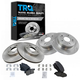 1ABFS03274-Honda Accord Brake Kit
