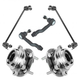 1ASFK05756-2003-06 Infiniti FX35 FX45 Steering & Suspension Kit
