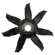 DMRFB00004-Dodge Radiator Cooling Fan Blade