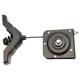 DMSTW00006-Dodge Spare Tire Carrier & Hoist Assembly