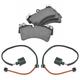 1ABFS03276-Brake Pad & Wear Sensor Kit