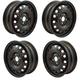 DMWHK00050-Toyota Prius C Yaris Steel Wheel  Dorman 939-259
