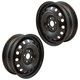 DMWHK00049-Toyota Prius C Yaris Steel Wheel Pair  Dorman 939-259