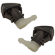 DMWWS00002-2011-15 Dodge Durango Windshield Washer Nozzle Pair