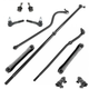 1ASFK05782-2000-02 Dodge Steering & Suspension Kit