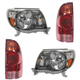 1ALHT00287-Toyota Tacoma Lighting Kit