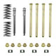 1ADRK00151-Door Hinge Pin & Bushing Kit  Dorman 38433   38416  38436