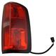 1ALTL02357-2015-17 Chevy Colorado Tail Light