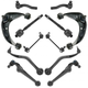 1ASFK05821-Steering & Suspension Kit