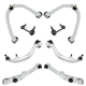 1ASFK05805-Infiniti G35 Nissan 350Z Steering & Suspension Kit