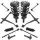 1ASFK05882-1999-03 Ford Windstar Steering & Suspension Kit