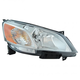 1ALHL02630-2014-17 Nissan NV200 Headlight