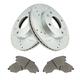 1APBS01140-Hyundai Brake Kit Pair