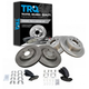 1ABFS03300-2014-17 Nissan Rogue Brake Kit