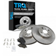 1ABFS01221-1998-02 Chevy Prizm Toyota Corolla Brake Kit