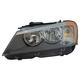 1ALHL02635-2011-14 BMW X3 Headlight