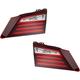 1ALTP01128-2016-17 Honda Accord Tail Light Pair