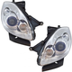 1ALHP01324-2008-12 Buick Enclave Headlight Pair