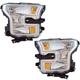 1ALHP01330-2015-17 Ford F150 Truck Headlight Pair