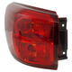 1ALTL02372-2017-18 Nissan Pathfinder Tail Light