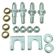 1ADMX00156-Door Hinge Pin & Bushing Kit (2 Pins  2 Bushings  & 2 Lock Nuts)