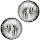 1ALHP01328-1998-10 Kenworth T2000 Headlight Pair