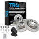 1ABFS01259-Brake Pad & Rotor Kit Rear