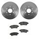 1ABFS01236-2005-12 Nissan Pathfinder Brake Kit
