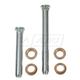 1ADMX00102-Dodge Door Hinge Pin & Bushing Kit (2 Pins & 4 Bushings)