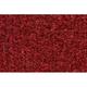 ZAICK01347-1969-70 American Motors AMX Complete Carpet 7039-Dark Red/Carmine