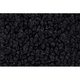 ZAICK01353-1968 American Motors AMX Complete Carpet 01-Black