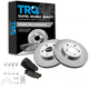 1ABFS01160-Brake Pad & Rotor Kit