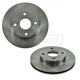 1ABFS01168-1999-01 Mazda Protege Brake Rotor Front Pair