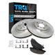 1ABFS01151-Brake Pad & Rotor Kit Front
