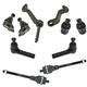 1ASFK00728-Dodge Dakota Durango Steering & Suspension Kit
