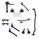 1ASFK00748-Suspension Kit Front