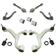 1ASFK00738-Mercedes Benz Suspension Kit Front