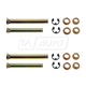 1ADMX00114-Dodge Door Hinge Pin & Bushing Kit (4 Pins  8 Bushings  & 4 Clips)  Dorman 703-273