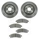 1ABFS01110-Brake Kit Front  Nakamoto CD1019A  89047762