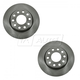KYSSP00288-Ford Shock Absorber Pair  KYB Gas-a-Just 554347