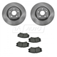 1ABFS01121-Chevy Caprice Brake Kit