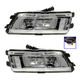 1ALFP00336-2012-14 Volkswagen Passat Fog / Driving Light Pair
