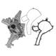 BAEWP00028-Mercedes Benz Water Pump Beck / Arnley 131-2266